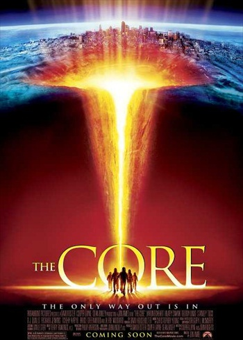 The Core 2003 Dual Audio Hindi Full Movie Download