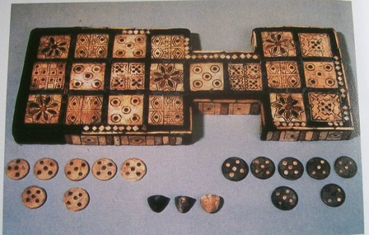 The Royal Game of Ur Oyunu Nedir?