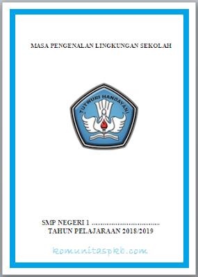 Proposal MPLS Tahun Ajaran 2018/2019 SD, SMP, SMA, SMK
