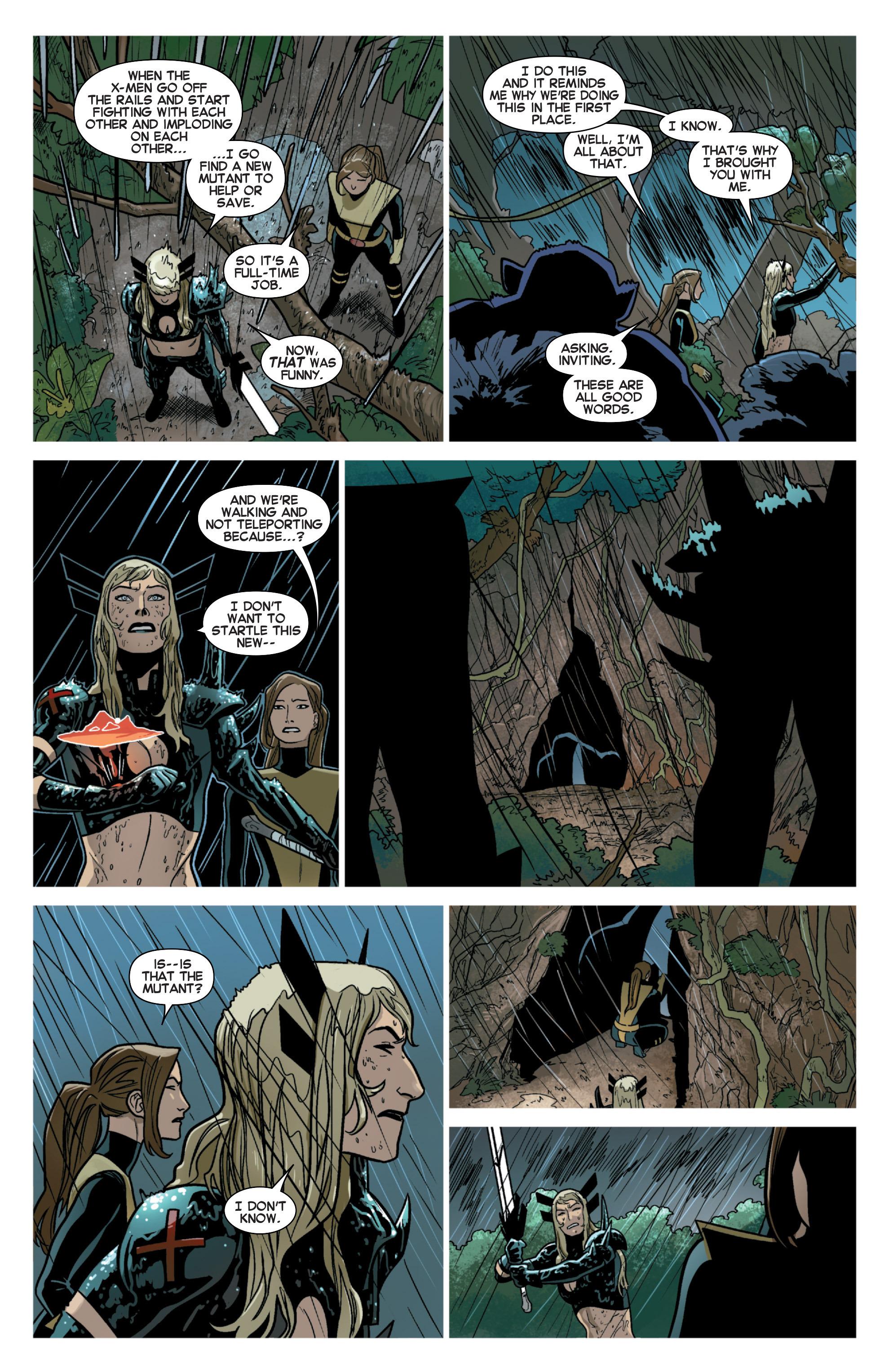Read online Uncanny X-Men (2013) comic -  Issue #33 - 11