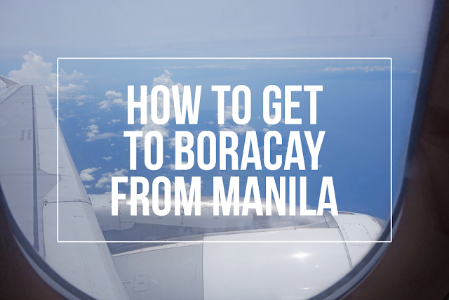 How To Get To Boracay From Manila