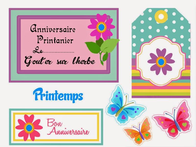 Kit De Flores Para Fiesta De 15 Años Para Imprimir Gratis