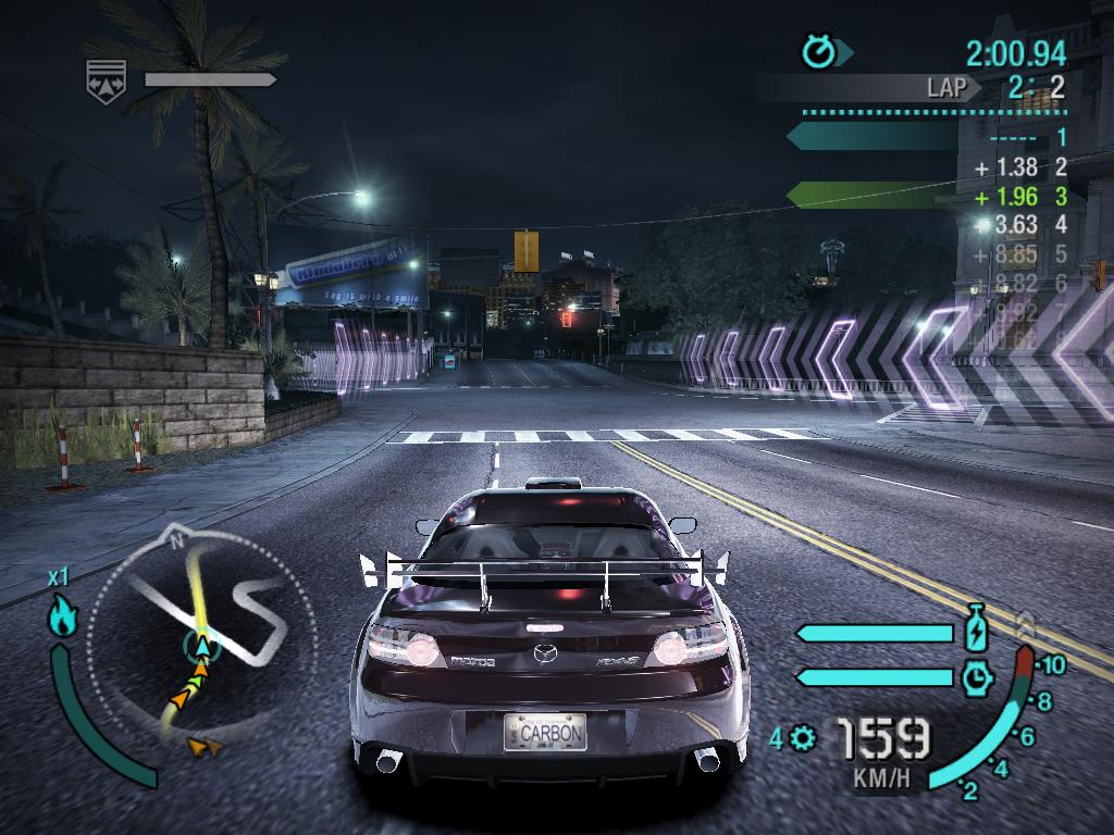 Need for Speed Carbon ~ Download In Here