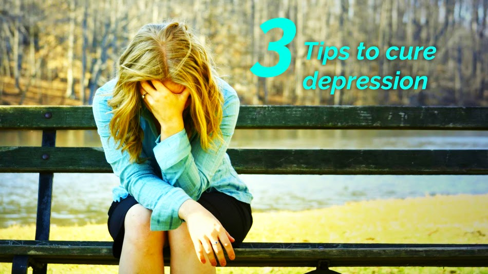 3 Tips to cure depression naturally and instantly by yourself - Turnspiritual.in, Turn Spiritual