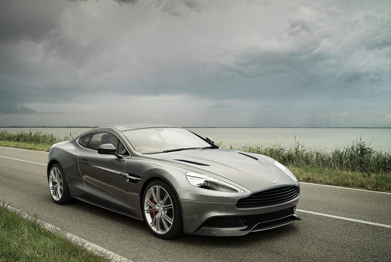1230carswallpapers Aston Martin Vanquish For Sale