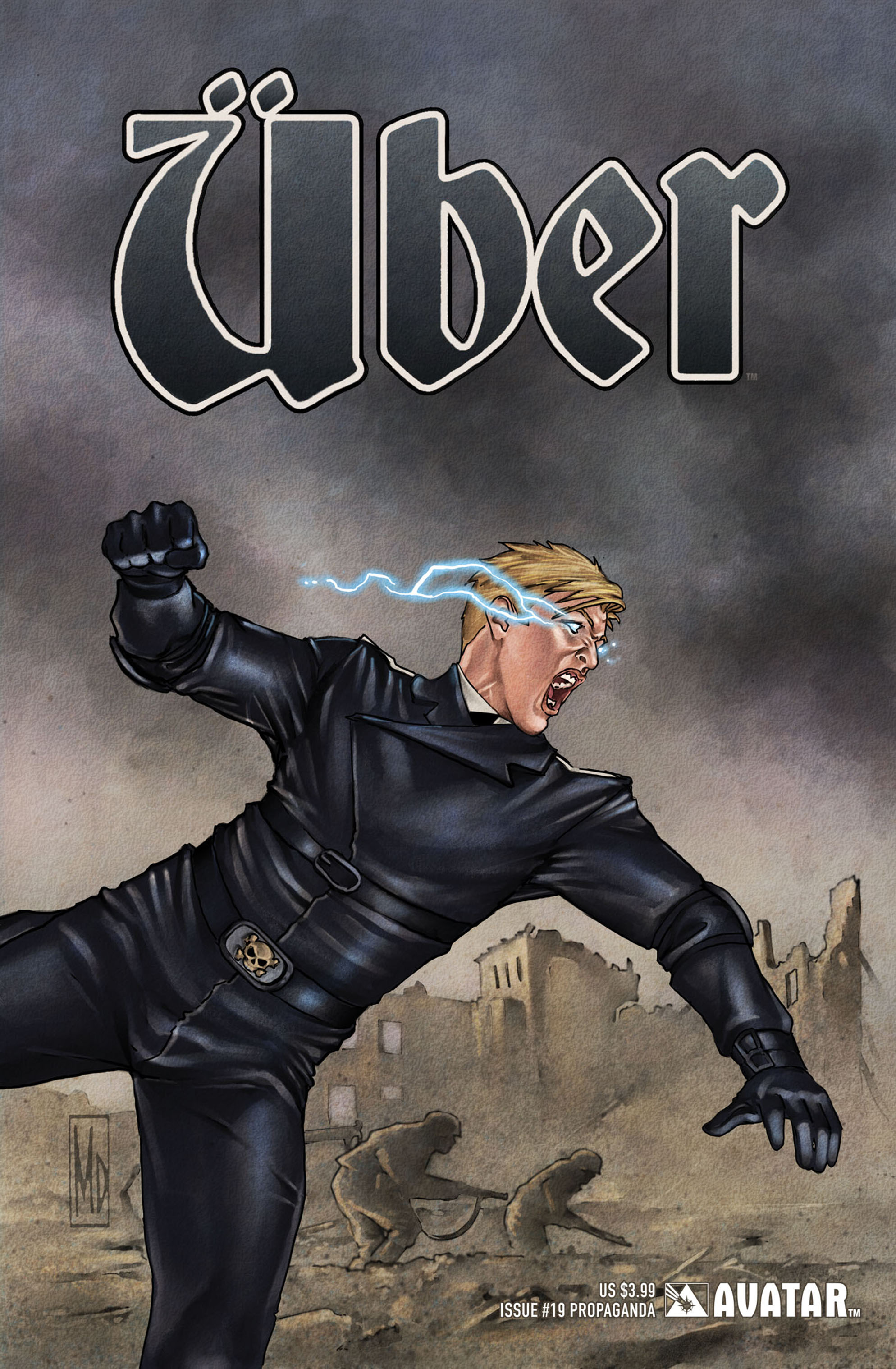 Read online Uber comic -  Issue #19 - 2