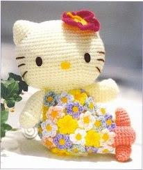 Hello kitty elbise tarifi 💞 1 - yaseminkale (örgü ...   244x206