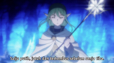 DanMachi Gaiden – Sword Oratoria Episode 1 Subtitle Indonesia