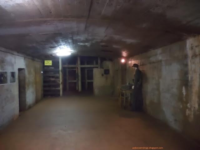 Tajemnicze Podziemne Miasto Osówka