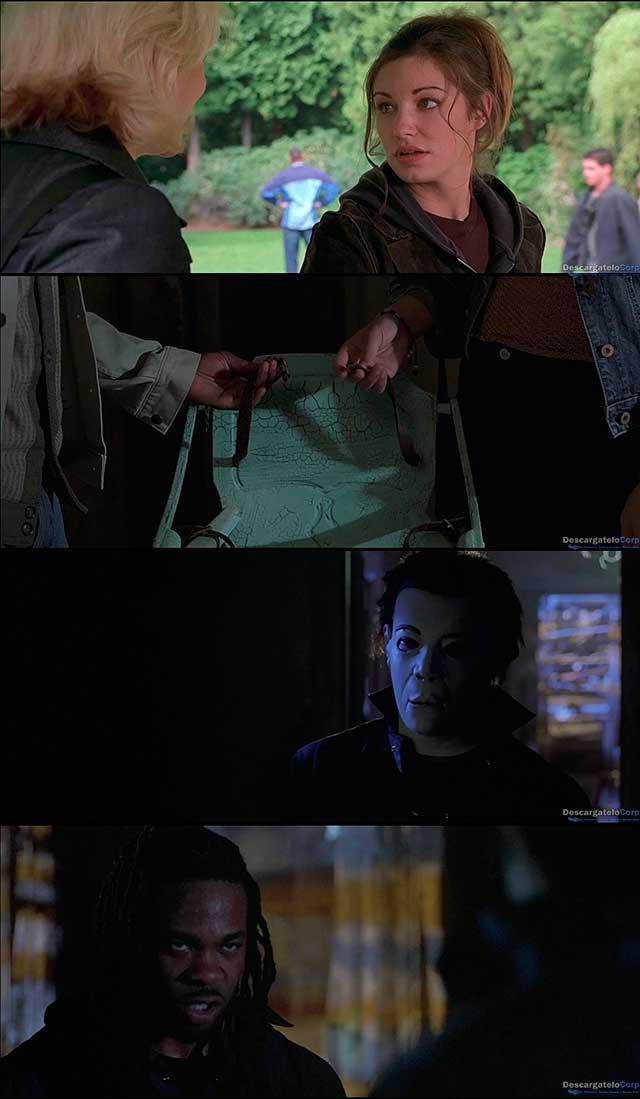 Halloween Resurreccion (2002) HD 1080p Latino