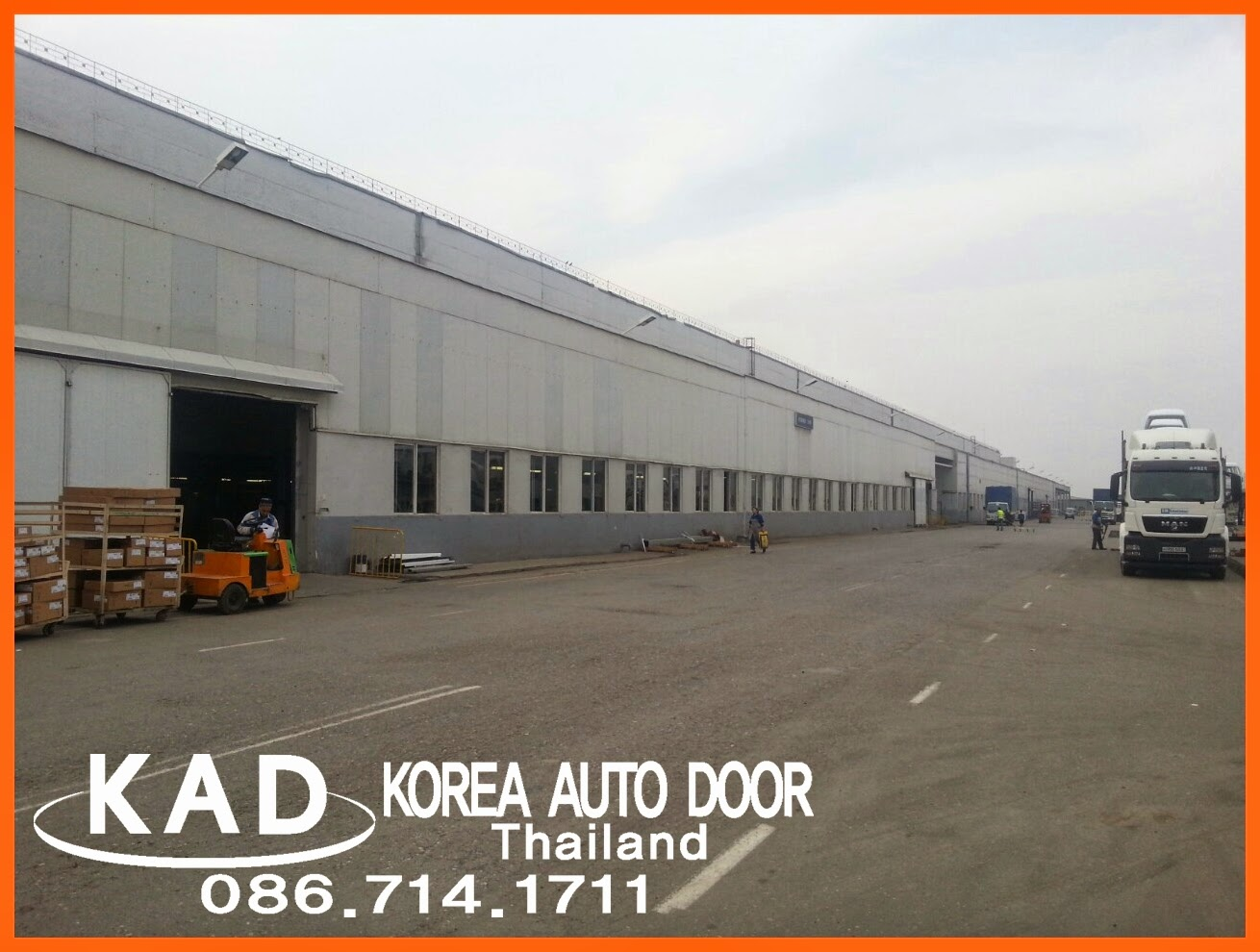 high speed doors in factory