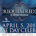 Release Day Blitz: Requiem Red by Brynn Chapman {Giveaway}