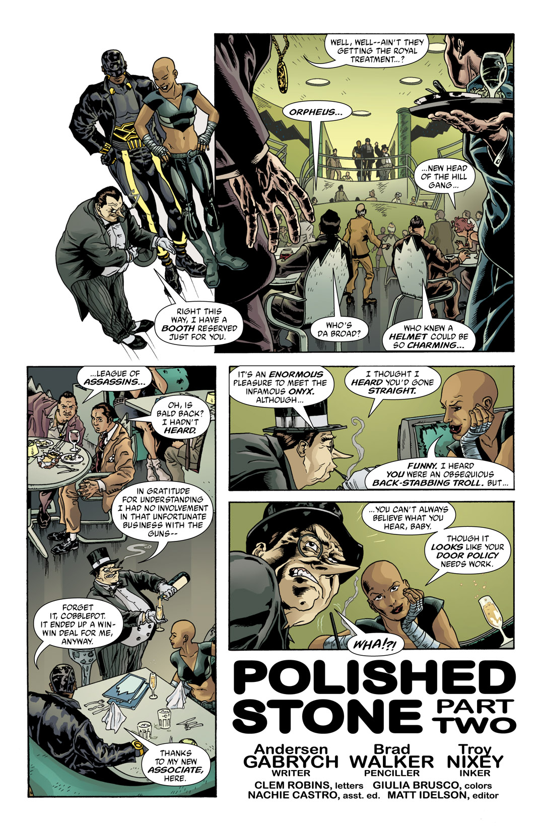 Detective Comics (1937) 796 Page 23