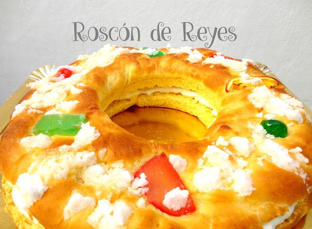 Roscón De Reyes... Receta Definitiva