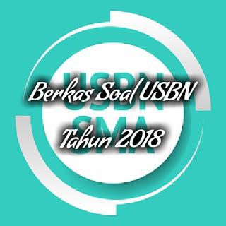 Soal USBN PKN SMK 2018 dan Kunci Jawabannya