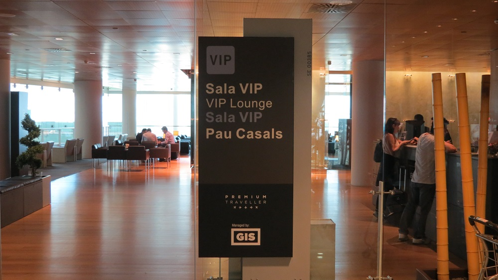The filipino traveler photo review sala vip pau casals for Sala 1 pau casals