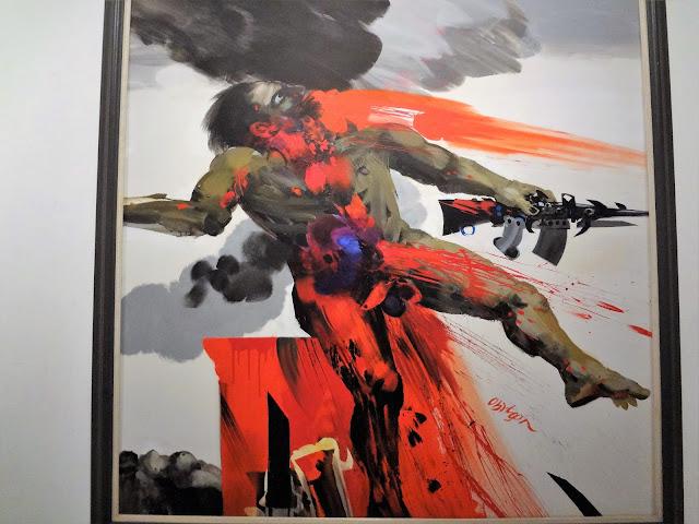 近代(1948-1965)のコロンビアの残酷な絵画
