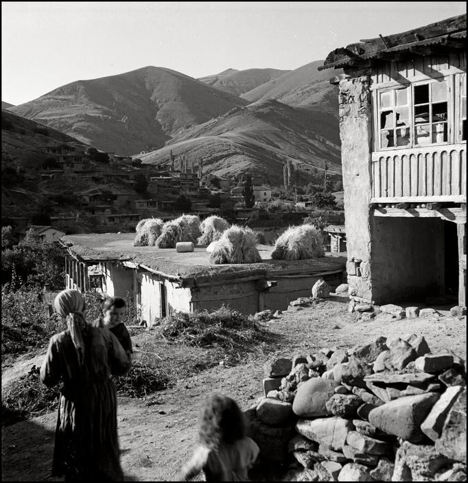 Крымскотатарский поселок, 1943 год