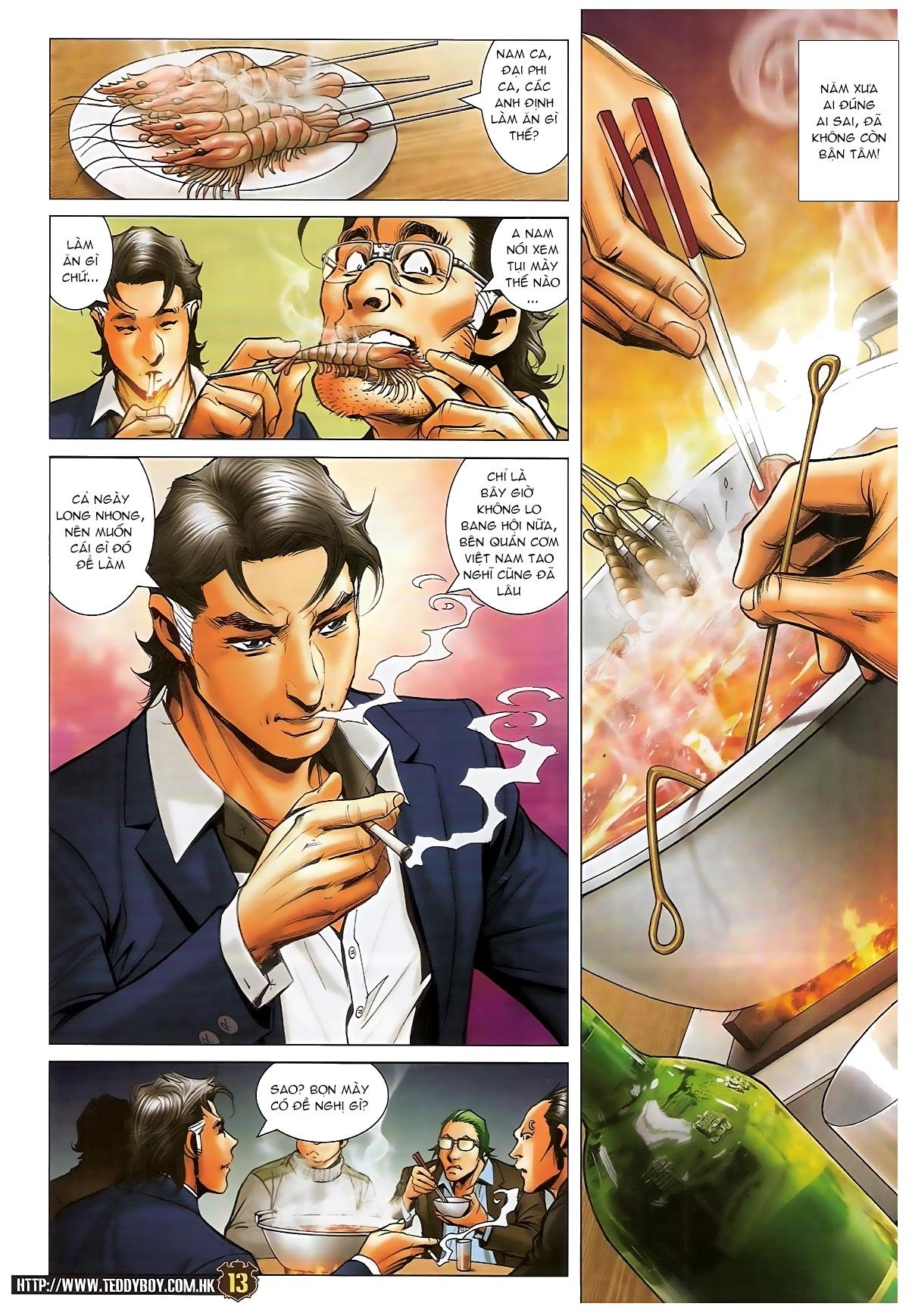 Người Trong Giang Hồ - Chapter 1573: Chuyện bên bếp lẩu - Pic 11