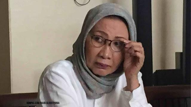 Ratna Sarumpaet Akui Karang Cerita Pengeroyokan : Saya Nggak Membayangkan Melakukan Kebodohan ini