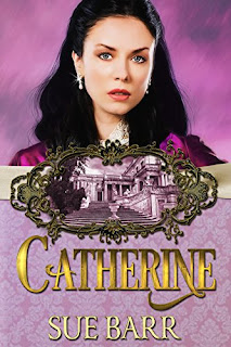 Book Cover: Catherine by Sue Barr