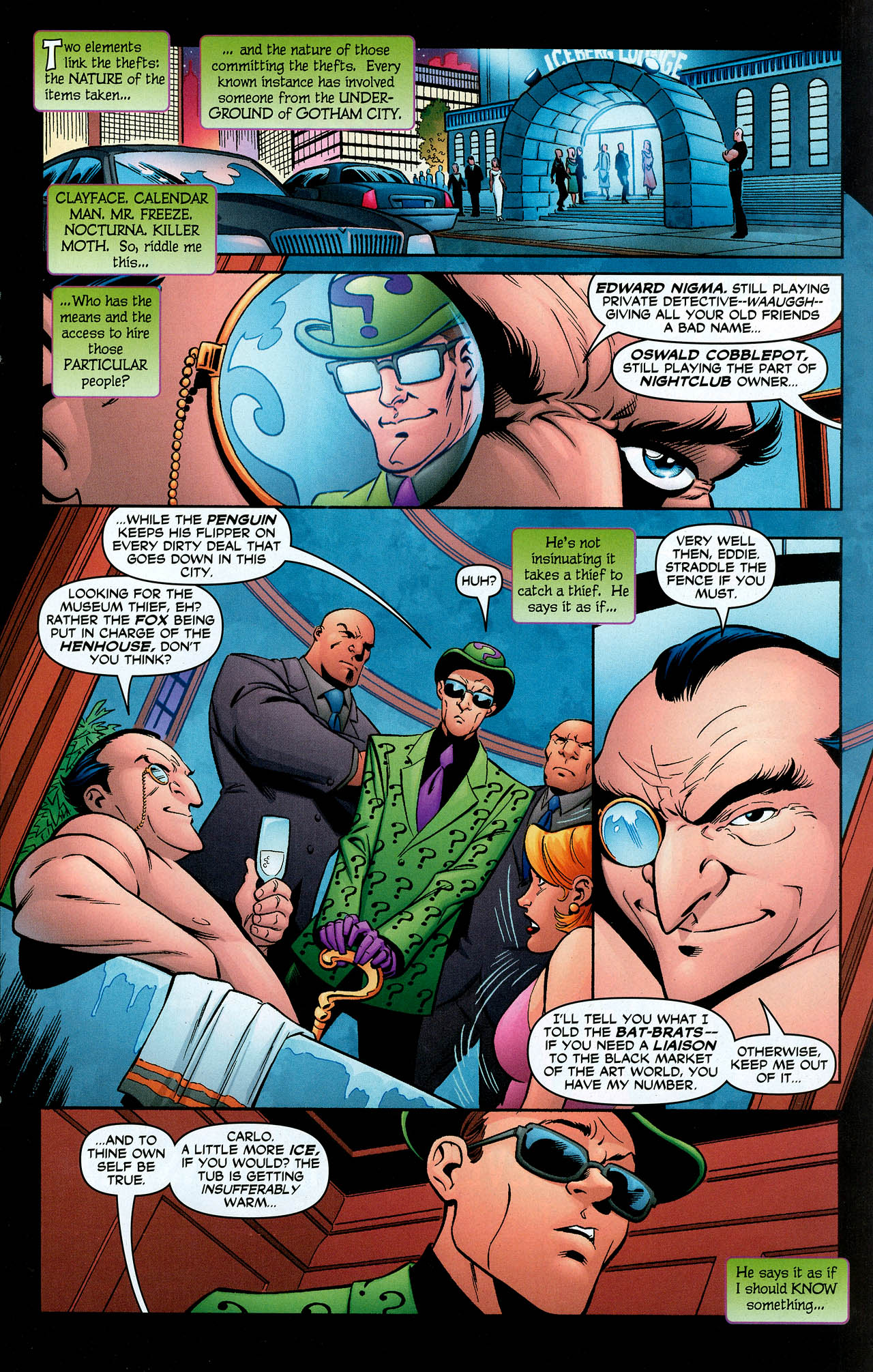 Read online Trinity (2008) comic -  Issue #12 - 21