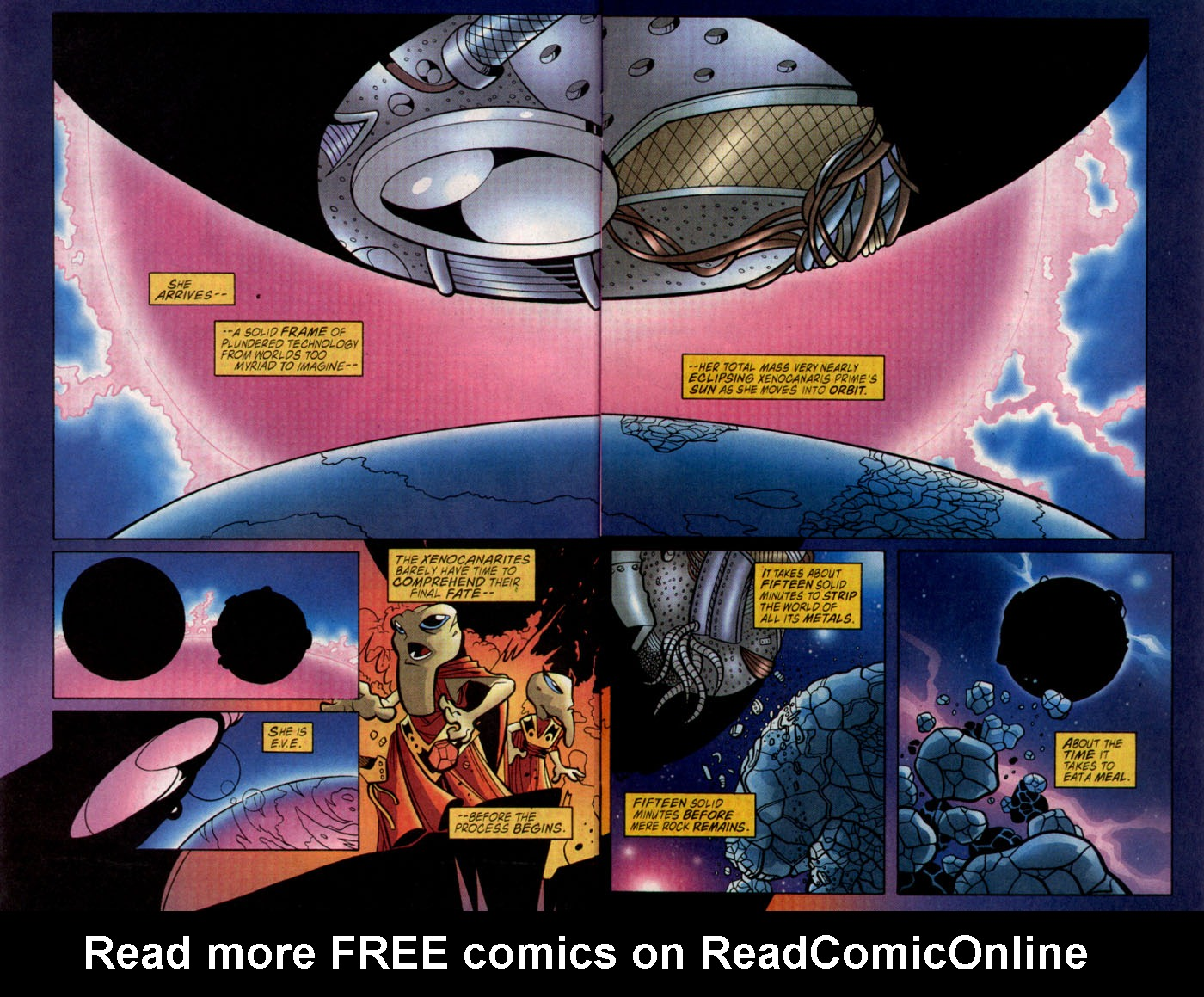 Read online Sonic The Hedgehog comic -  Issue #128 - 12