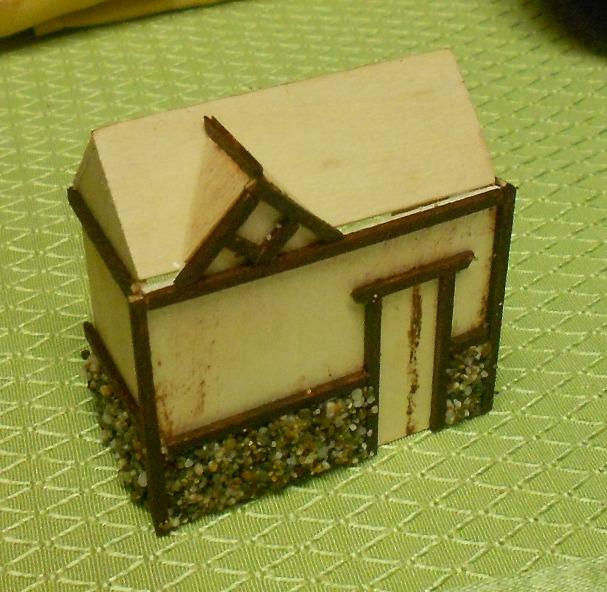 minyatur-ev-sablonu