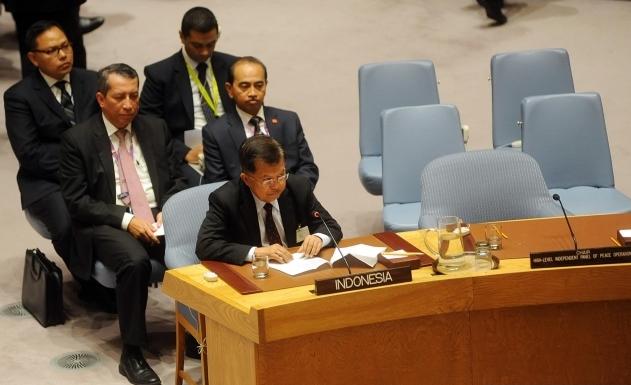 Kok Jokowi Meninggalkan Pertemuan PBB Saat Bahas Rohingya?