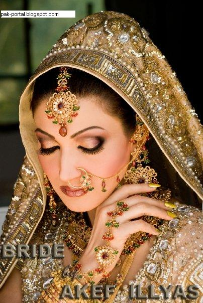 Hd Wallpapers Sana Fakhar Wedding Pics