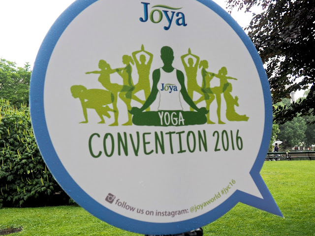 RANDOM SUNDAY: JOYA YOGA CONVENTION & HEUER AM KARLSPLATZ & SOHO IN VIENNA