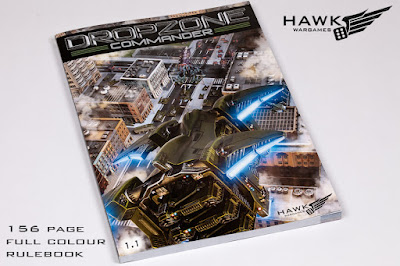 Full sized Dropzone Commander 1.1 Core Rulebook picture 1