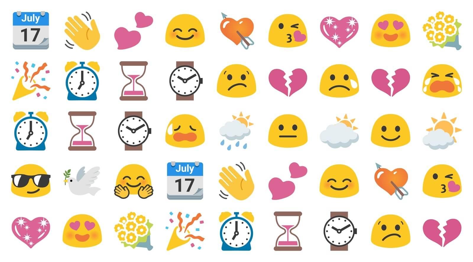 Google Is Resurrecting Blob Emoji Again As Stickers