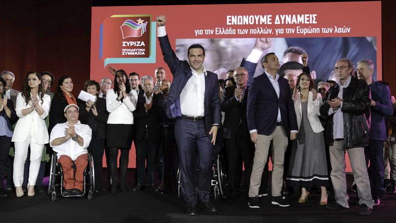 Στον Έβρο πέντε υποψήφιοι Ευρωβουλευτές του ΣΥΡΙΖΑ - ΠΡΟΟΔΕΥΤΙΚΗ ΣΥΜΜΑΧΙΑ