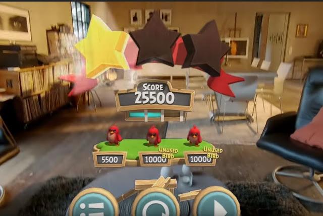 نورتك-nooortec-لعبة - vr - الوسوم-angry birds- تقنية-اخبار-نظارات-الواقع-الافتراضي-Angry Birds VR-Isle of Pigs -الطيور الغاضبة-روفيو-