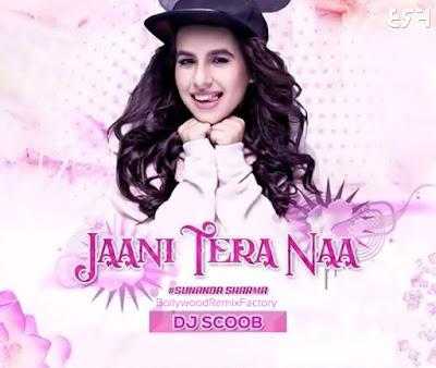 Jaani Tera Naa (Remix) DJ Scoob