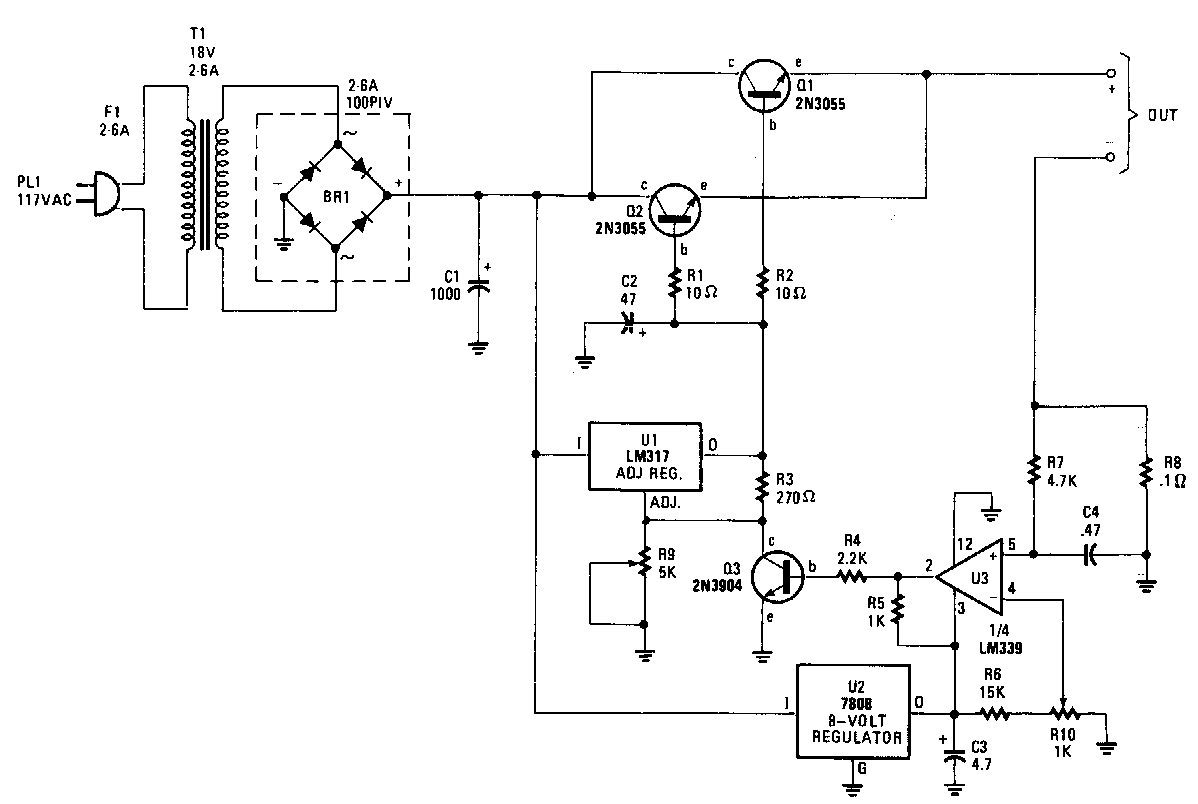 circuit diagram of phone charger 4 pin relay wiring horn schematic get free image about
