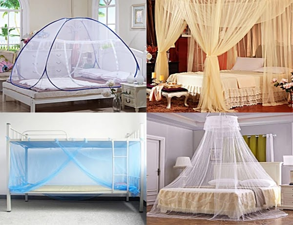 Manually Treat Your Mosquito Nets For Reuse
