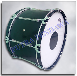 SPEC BASS DRUM SEMI HTS