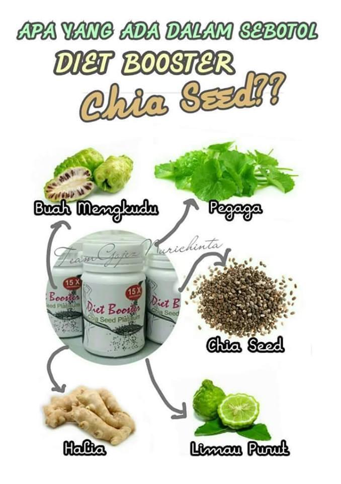 10 Resep dan Cara Makan Chia Seed yang Enak dan Sehat