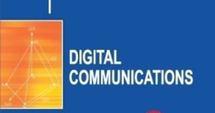 Proakis Digital Communications Pdf