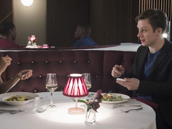 Everything you need to know about love you can find in  Black Mirror's Hang the DJ
