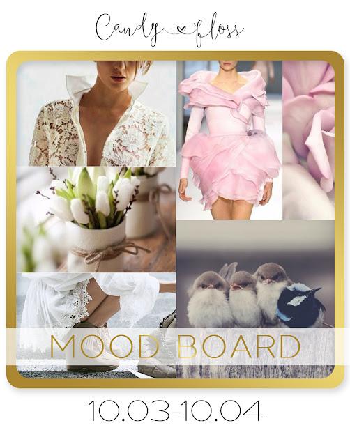 """Задание """"Mood Board Spring"""""""