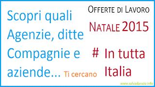 offerte-di-lavoro-in-tutta-italia-a-natale