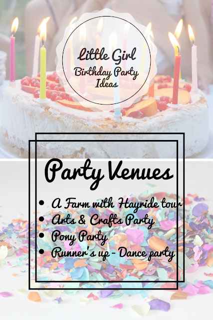Little Girl Birthday Party Ideas