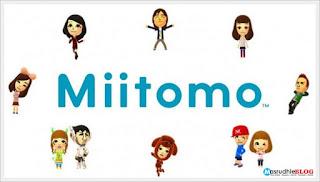 Game Smartphone Pertama Nintendo, miitomo