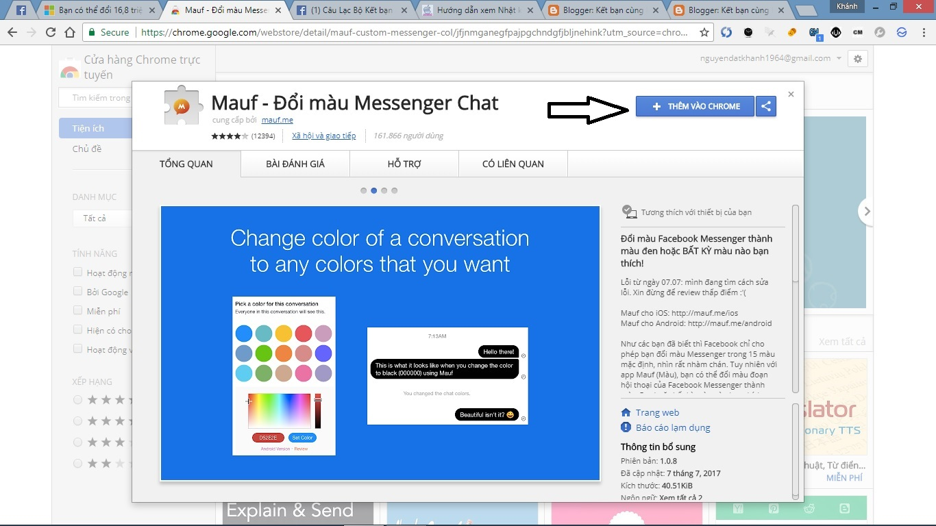 chat c6 messenger