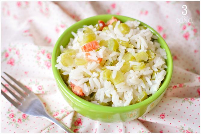 receita arroz talo couve