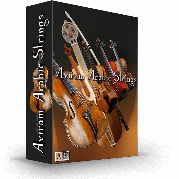 Aviram Arabic Strings v1.5 KONTAKT Library