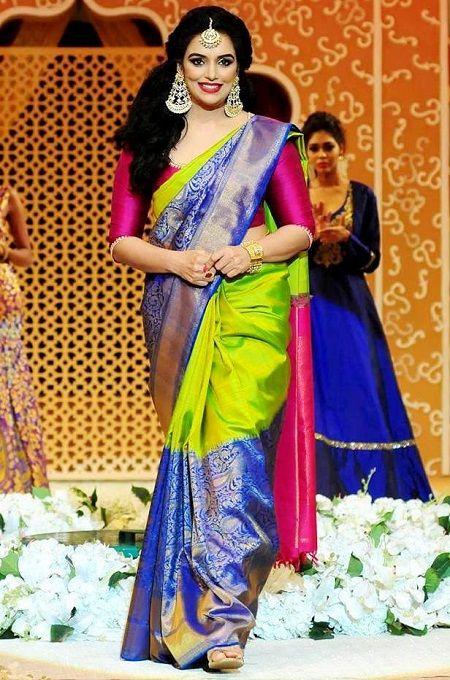 Shweta Menon Miss India Runner Up